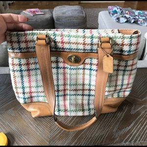 Coach bag Authentic  - Nearly New - Non smoking